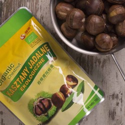 Organic Chestnuts 100g