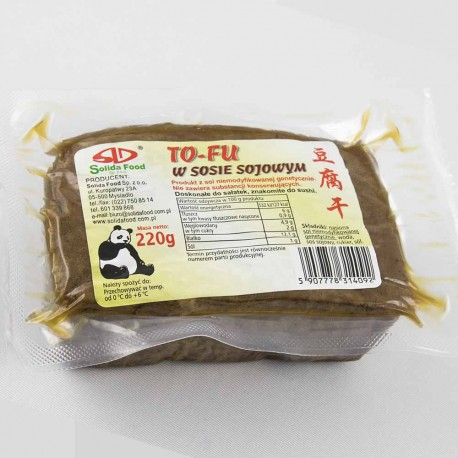 Tofu in Soy Sauce 220g
