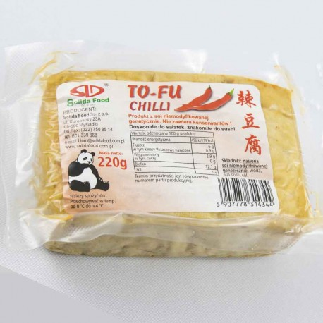 Tofu with Chilli 220g