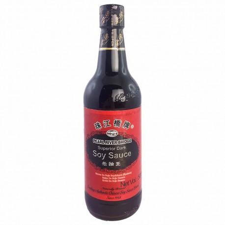 Sos sojowy grzybowy ciemny Premium 500ml