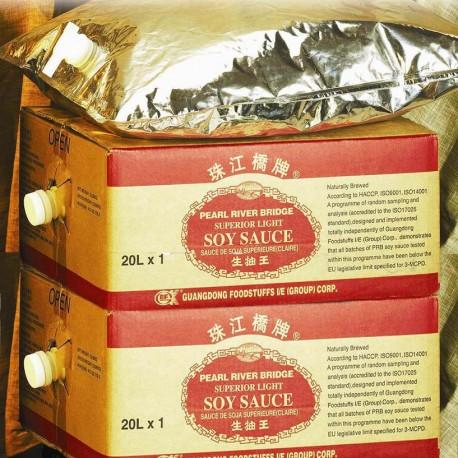 Sos sojowy jasny Premium 20L